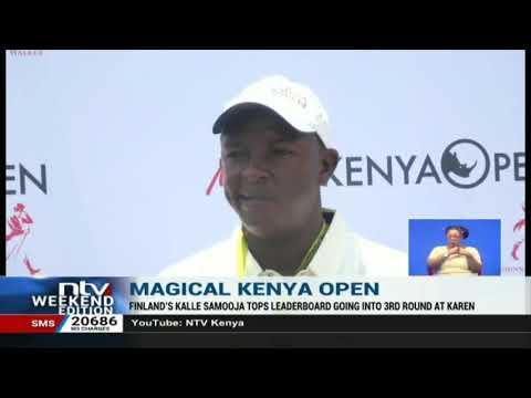Magical Kenya Open: