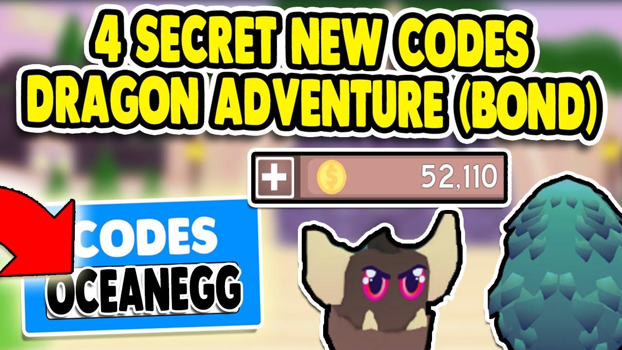 Dragon Adventure 4 Secret Codes New Bond Update Codes Dragon