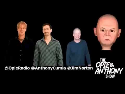 Opie & Anthony - Mickey Rooney & The Ultimate Warrior (04-09-2014)