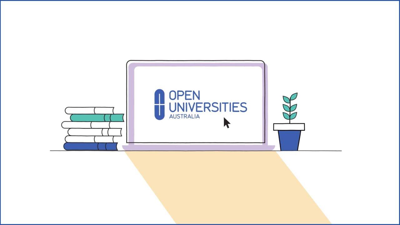 How Open Universities Australia works