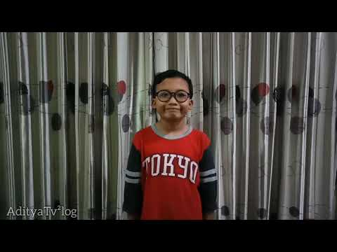 Vlog Corona Bahasa Inggris Oleh Muhammad Faishal Ravi (Adek Gue).