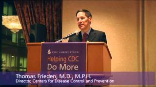 CDC Director Tom Frieden - Importance of Partnerships
