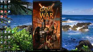 Nox How To Play Game Of War & Mobile Strike On PC Part 3/3