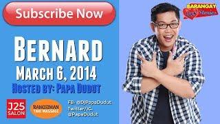 Download Barangay Love Stories March 6, 2014 Bernard