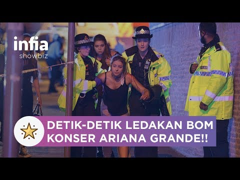Puluhan Korban Jiwa, Ini Kronologi Ledakan Bom Konser Ariana Grande di Manchester Inggris Mp3