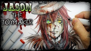 """Jason the ToyMaker"" (Horror Story) - Creepypasta + Anime Drawing"