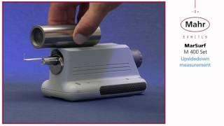 Профилометр MarSurf  M 400 от Mahr. (Измеритель шероховатости и волнистости)(Портативный прибор MarSurf M400 от Mahr применяется для измерения шероховатости и волнистости поверхности. Один..., 2013-11-27T18:14:42.000Z)