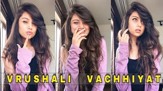 Vrushali Vachhiyat Best Musically (Tik Tok) Video #Tiktokvideo | Musically India Complition.