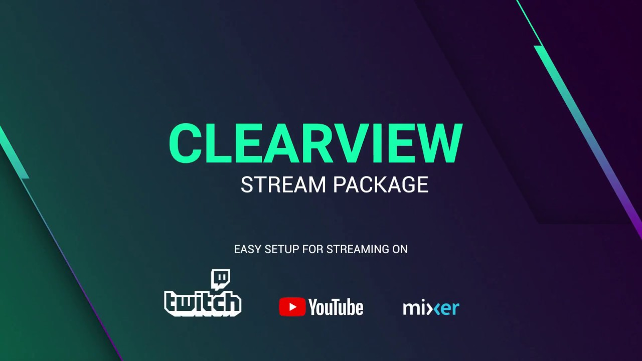 Twitch Overlays (free and premium) on Behance