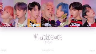 Download [HAN ROM ENG] BTS (방탄소년단) - Mikrokosmos (소우주) (Color Coded Lyrics)