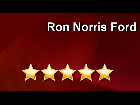 Ron Norris Ford >> Ron Norris Ford Titusville Wonderful 5 Star Review By Pj F