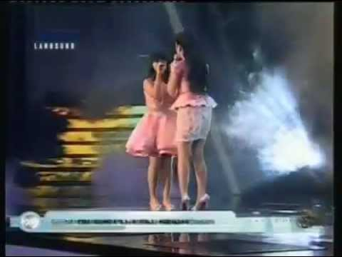 Zaneta Naomi feat Angel @ Panasonic Gobel Awards ke 15 Part 4.flv