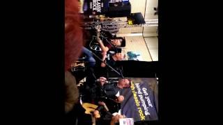 Thunder - Backstreet Symphony Acoustic 18/02/15
