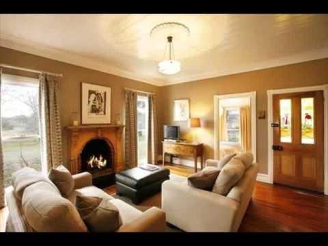 interior ruang tamu nuansa hijau Desain Interior Ruang Tamu