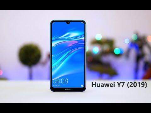 Huawei Y7 |  2019 | New smartphone