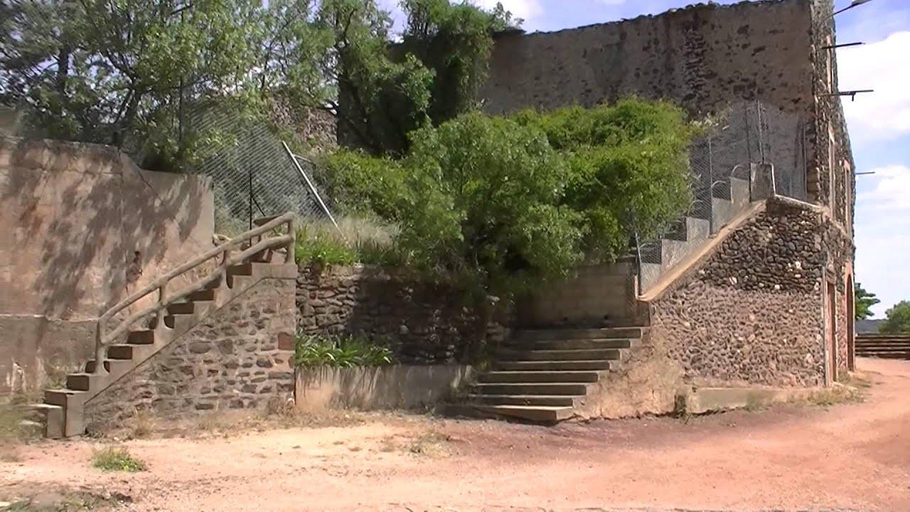 Celles village abandonn dans l 39 herault en france youtube - Achat village abandonne ...
