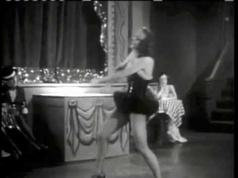 Vera Zorina in Slaughter on Tenth Avenue