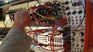 Eurorack Modular Synth Live1 By Aber