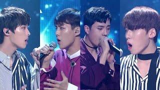 프로듀스101 시즌2 Amazing Kiss 직캠 합본 (보컬)
