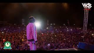 Diamond Platnumz - Perfoming live at wasafi festival 2018 /Morogoro