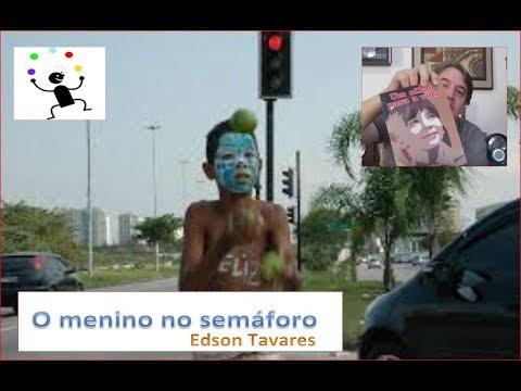 Um menino no semáforo - Por Edson Tavares