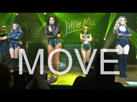 Little Mix - Move (Live in Manila)