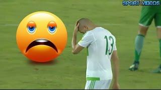 """تقرير """"بي إن سبورت"""" عن الهزيمة القاسية لمنتخب الجزائر أمام نيجيريا 1-3"""