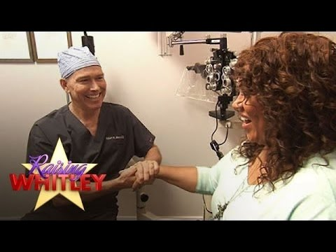 Web Exclusive: Kym Flirts with Her Eye Doctor  Raising Whitley  Oprah Winfrey Network