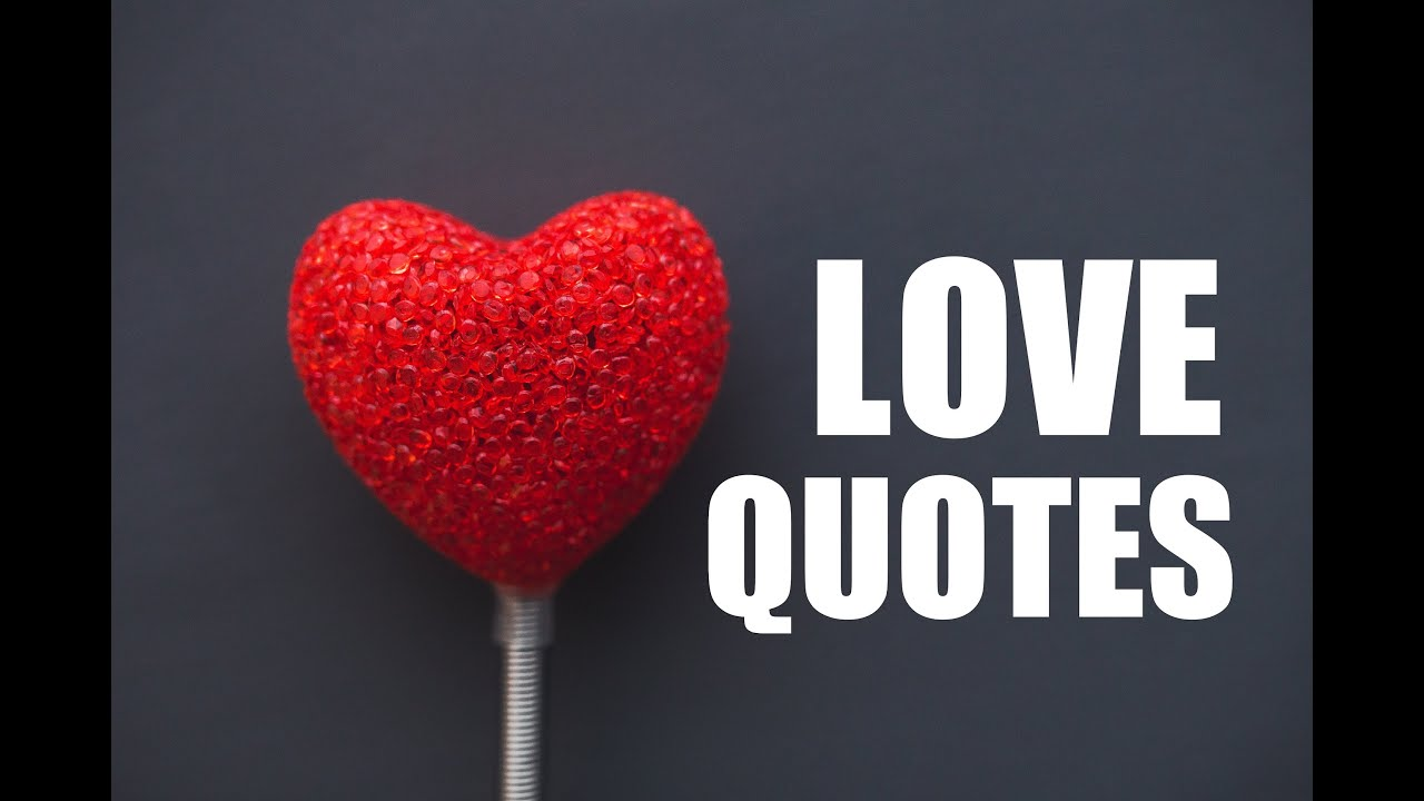 Amazing Love Quotes For You