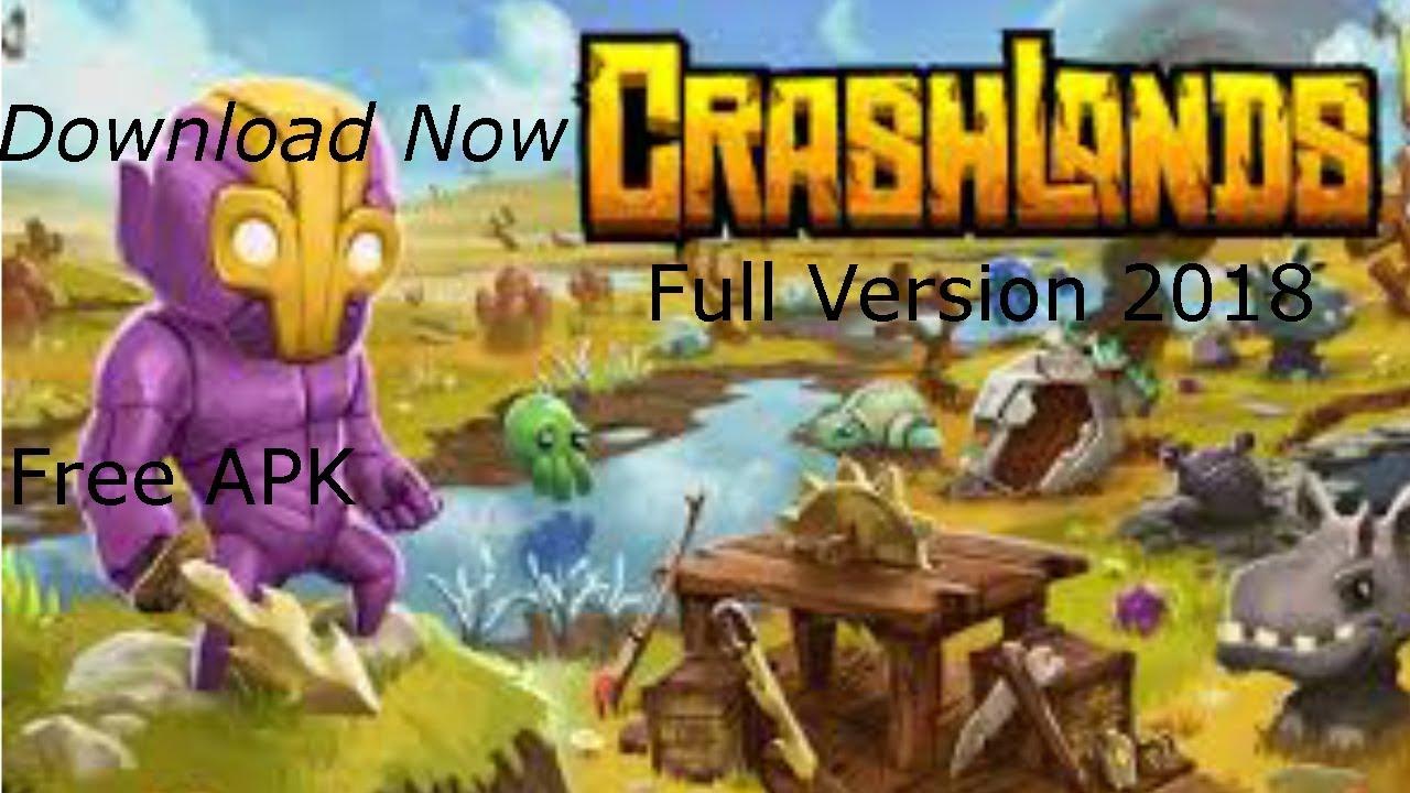 crashlands apkhere