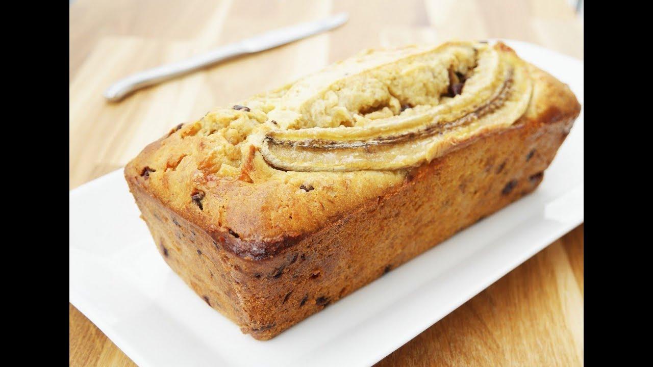 Cake Moelleux Banane