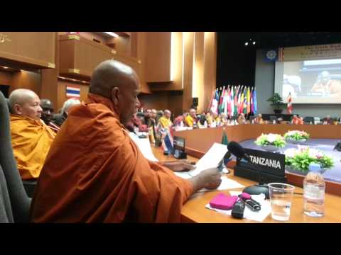 Speech at the 06 World Buddhist summit in Japan  Dec 2014