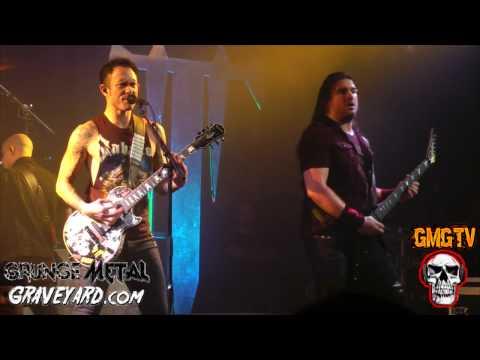 Trivium & Sabaton @ The Chance Theater - Thursday 10/13/16