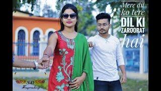 Mere Dil Ko Tere Dil Ki Zaroort  Hai    Full Song   Rahul Jain   Heart touching story  2k18   