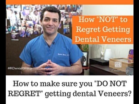 Beverly Hills Los Angeles Dentist Dr. Riman Talks About Dental Veneers