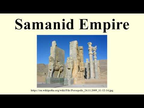 Samanid Empire