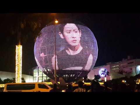 LUX IN TENEBRIS Mall of Asia Globe Add