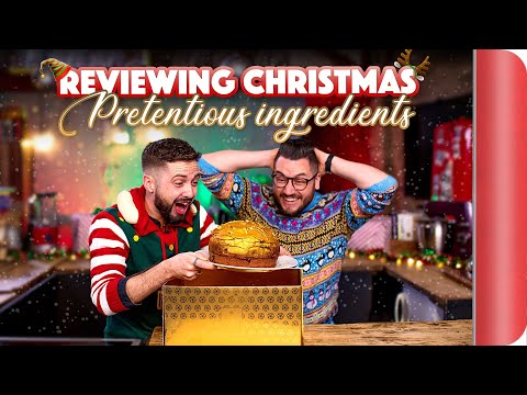 Reviewing Christmas Pretentious Ingredients