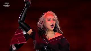 CL PERFORM AT OLYMPIC  | 2NE1's  I AM THE BEST