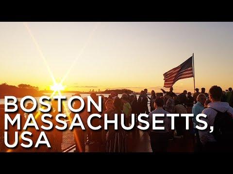 2019-09-10 Thru 2019-09-17 'Boston, Massachusetts, USA'