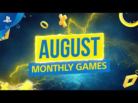 PS Plus - August 2019 | WipEout Omega Collection + Sniper Elite 4