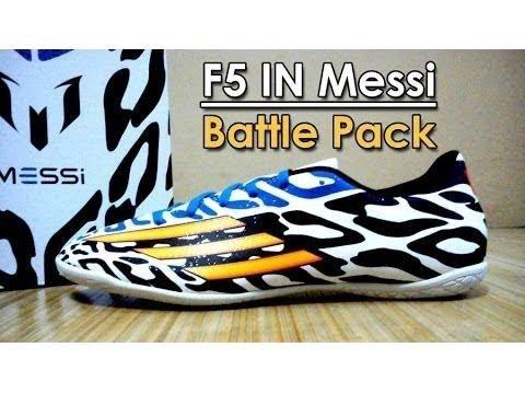 Messi 2014 Indoor Shoes