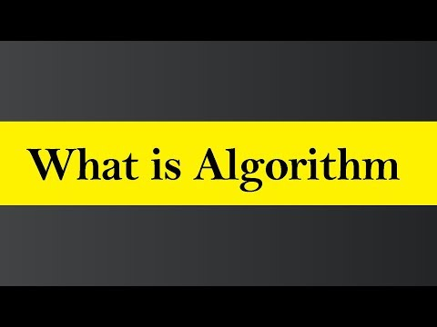 What is Algorithm (Hindi)