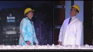 Science Bob and Jimmy Kimmel Launch Over 1,000 Film Canisters