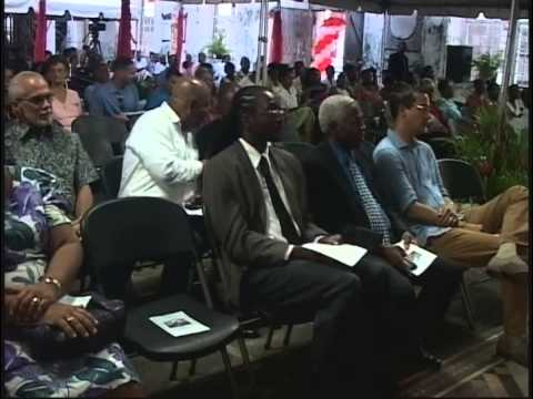 Anglican Church Restoration Project Launch