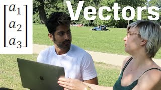Vectors - The Math of Intelligence #3