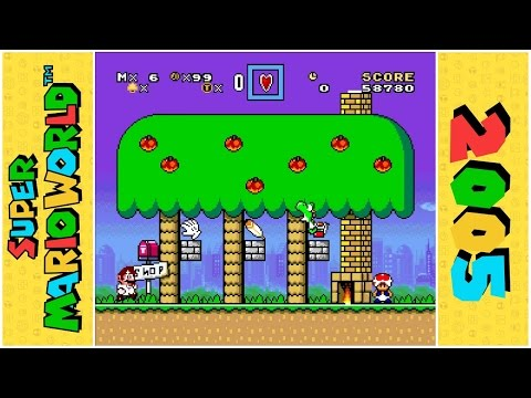 Dr. Mario World: House Calls [2of2] | Super Mario World Hack