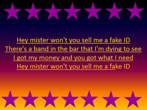 Karaoke  FakeID