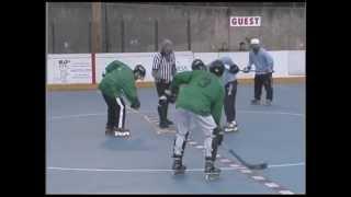 В хоккей играют настоящие мужчины..... и женщины