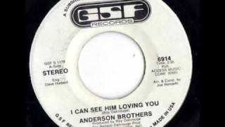 Anderson Brothers - I Can See Him Loving You - NJ Soul